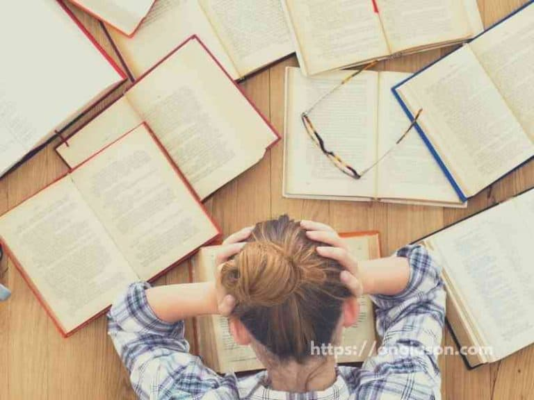 Why is studying so hard or difficult? [9 Reasons]