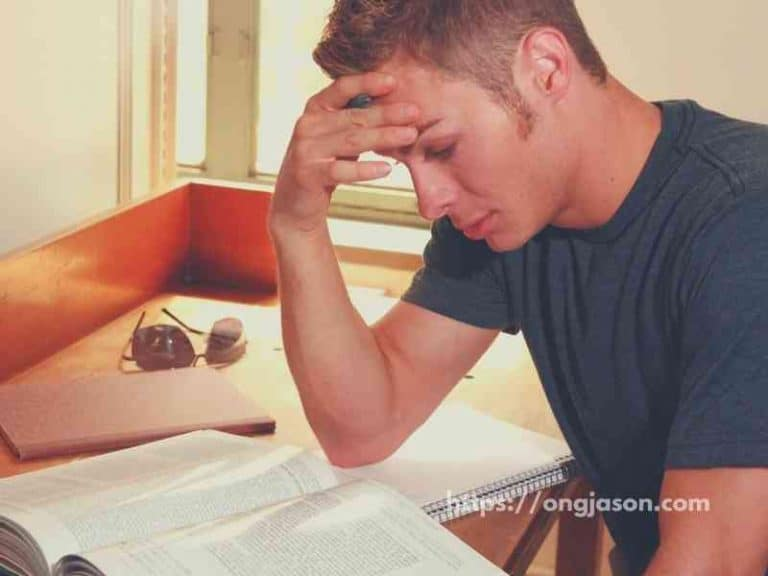 Don't Feel Like Studying: Normal or Not Normal?