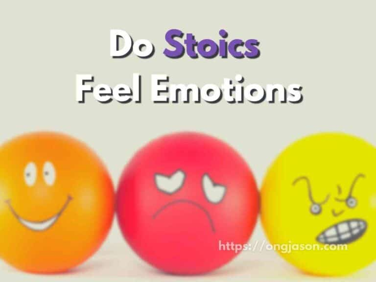 Stoicism: Does it Make You Emotionless?