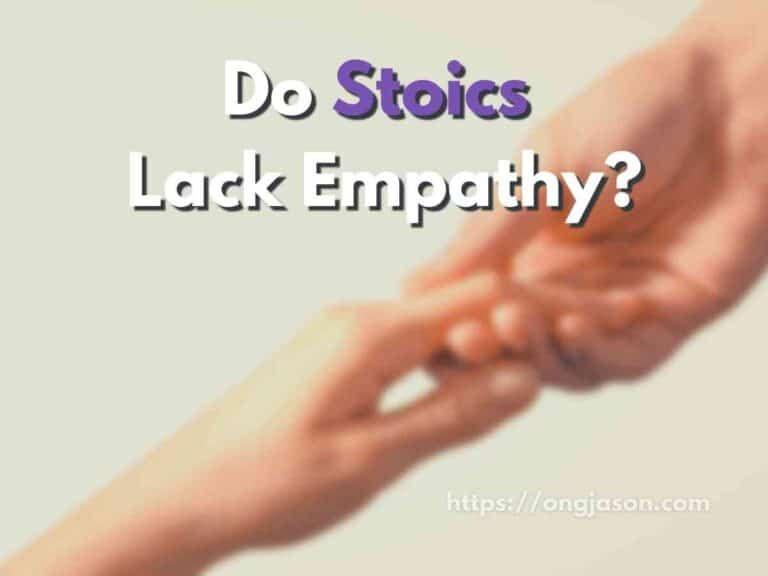 Stoicism and Empathy: What the Stoics say about Empathy