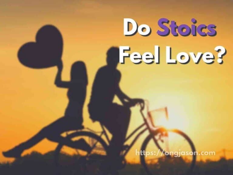 Stoicism: Do Stoics Feel Love? | What does Stoicism Say about Love